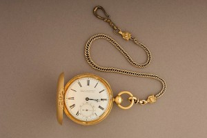 Abraham unique pocket watch