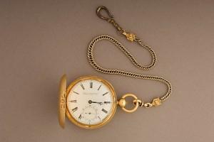 Abraham unique pocket watch