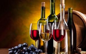 red-wine-bottles-and-wine-tasting-glasses