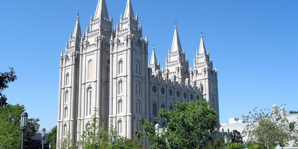 12 Secrets of the Mormon Church