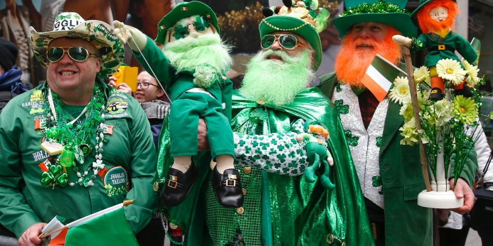 12 Secrets About Saint Patrick's Day